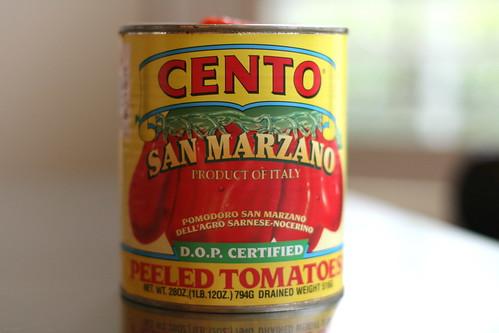cento san marzano tomatoes