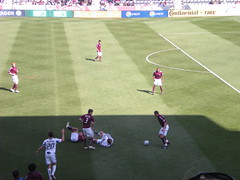 Collision on the Field