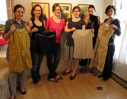 The Brooklyn BurdaStyle Sewing Club