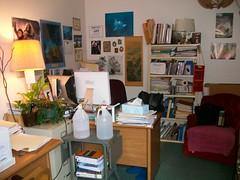 San Elijo Campus: my office