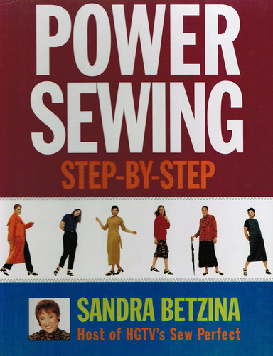 Power Sewing by Sandra Betzina