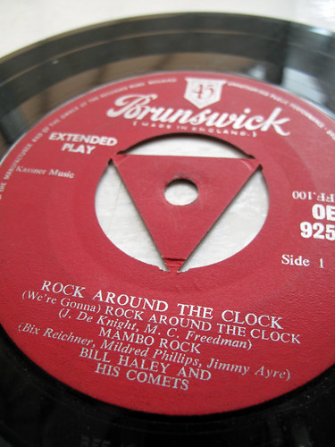 Rock Clock Billy