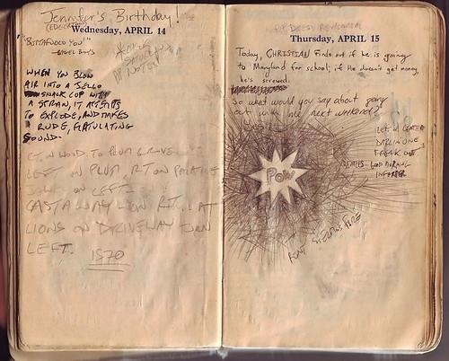 1954: April 14-15