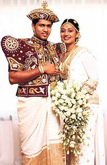 Ms. Upeksha Suwarnamalie (MP) on her Weding Day (The Members of the Parliament of Sri Lanka) Tags: day weding her ms upeksha suwarnamalie