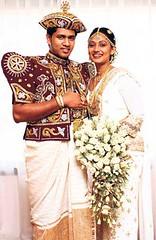 Ms. Upeksha Suwarnamalie (MP) on her Weding Day (The Members of the Parliament of Sri Lanka) Tags: day weding her ms upeksha suwarnamalie