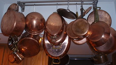 Copper Cookware Porn (blackthorne56) Tags: italy white france turkey germany paul williams signature egg bowl pot pots copper pan saute bowls revere cookware skillet pans frying augratin signiture sanoma mauviel