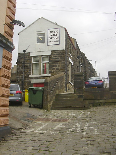 quot;Public Image Tattoosquot; 1, Castle Street, Skipton, North Yorkshire BD23 2DH