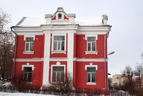 Red building ©  akk_rus