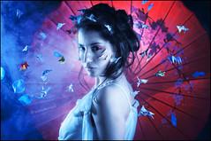 Fly me away (Von Wong) Tags: butterflies geisha c12