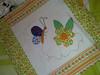 Almofada.... (Dipano Ateliê) Tags: de galinha pano patchwork prato cozinha jogos tecido aplicação apliqué dipano