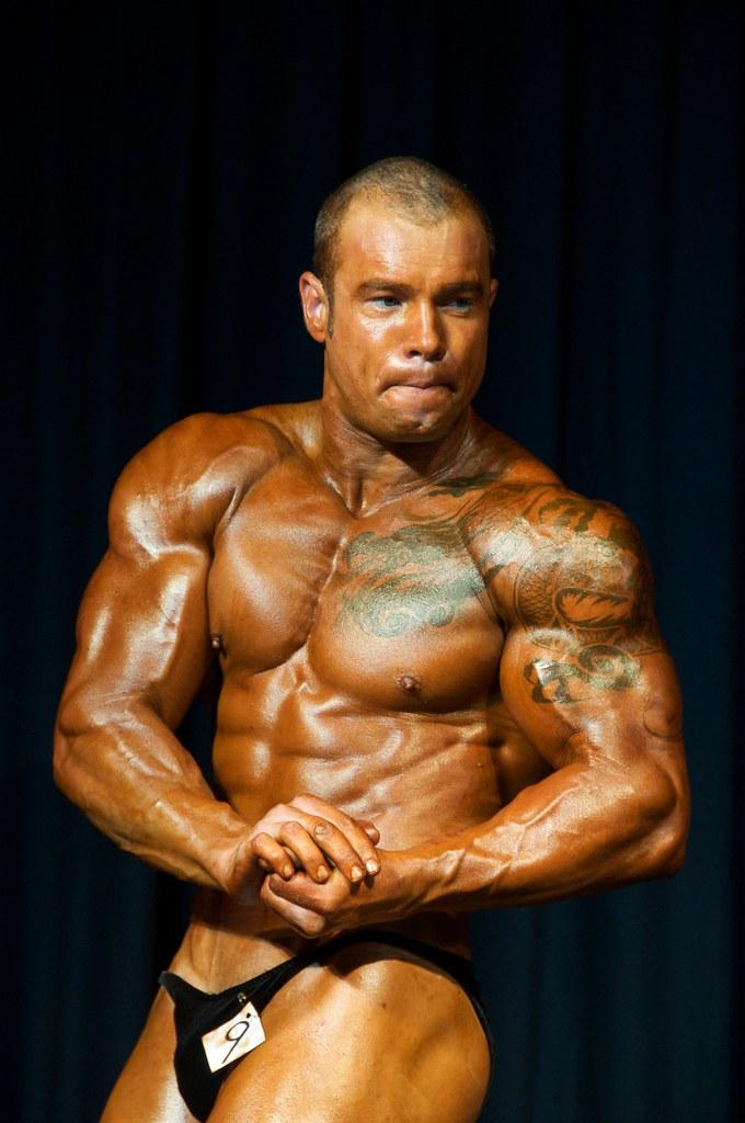Bodybuilding dating in Sydney