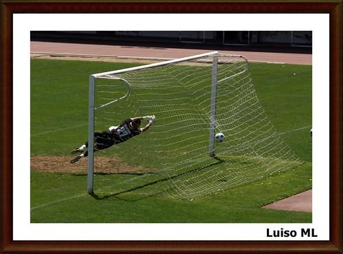 segundo gol de empate Melilla_Lucena