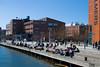Sunny Afternoon (Rudi Pauwels) Tags: sunshine 35mm göteborg break sweden schweden gothenburg sverige nikkor chalmers lindholmen hisingen d80 nikond80 älvstranden älvsnabben götaälven lindholmencampus västrafiken