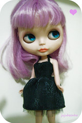 .My black dress