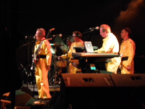 Devo at Coachella