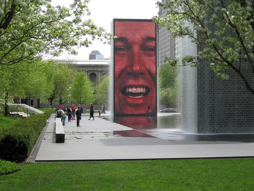 Millennium Park Spring 2010-7