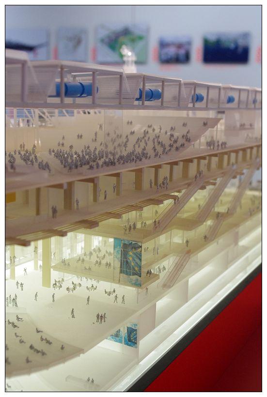 北美館 理查‧羅傑斯 建築展