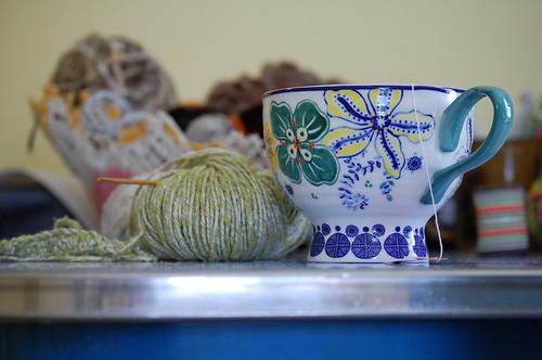 tea & yarn
