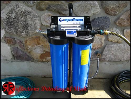 CR Spotless Water De-ionizer System