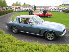 Jensen Interceptor Coupe (Odd Kl) Tags: coupe jensen interceptor