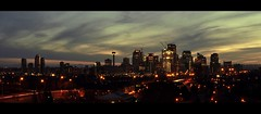 Calgary at night (Surrealplaces) Tags: canada calgary skyline night skyscraper downtown cityscape alberta