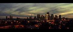 Calgary at night (Surrealplaces) Tags: canada calgary skyline night skyscraper downtown cityscape alberta