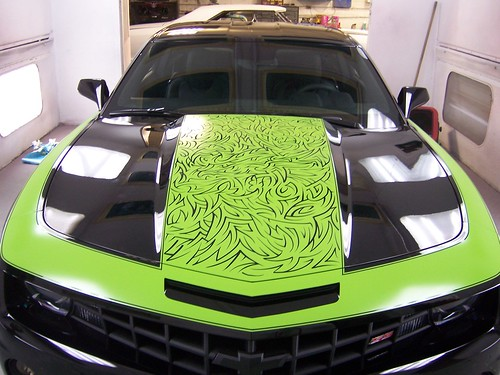 Tribal Art on Camero
