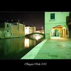 Chioggia by night (www.krall-photography.com) Tags: city venice italy germany bavaria italia stadt regensburg venezia carneval danube 2010 krall donau chioggia veneto juergen unescoweltkulturerbe nikond700