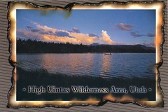 Lyman Lake- High Uintas Wilderness Area, Utah (canno1979) Tags: utah postcard lymanlake highuintaswildernessarea