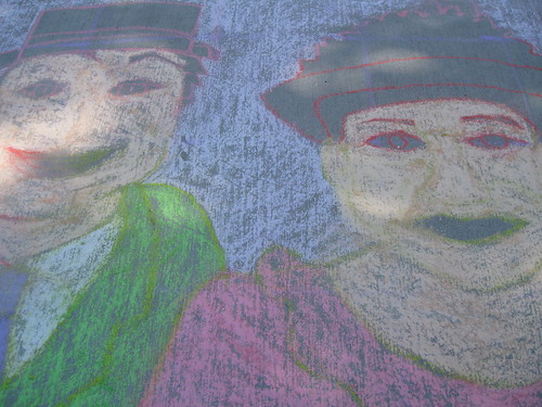 Chalked Billy & Josie, #3