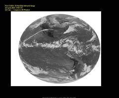 First Thermal Images of Earth via GOES-15