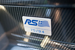 DSC_2187 (Nick-K (Nikos Koutoulas)) Tags: green ford sports car logo greek hp nikon focus nikos greece turbo mk2 rs f28 2010 305 nickk 3570mm ελλάδα gvr 7094 d700 automotve νίκοσ koutoulas κουτούλασ
