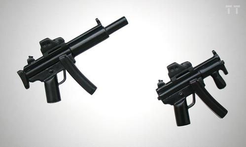 SMG-A1 / K Upgrade Parts