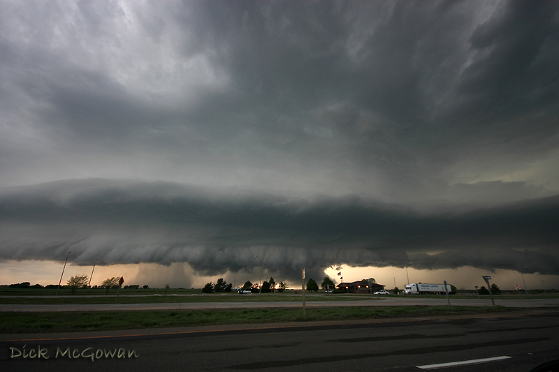 Belleville, KS Supercell