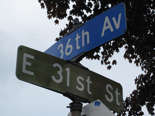 36th Ave S at 31st St E