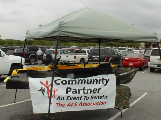 River Bassin Tournament Trail sets out to benefit ALS in honor of     Phillip Mays