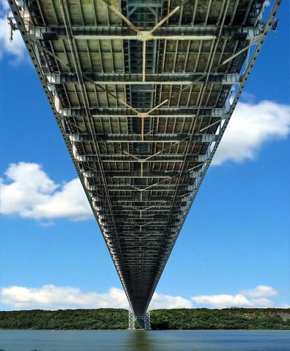 フリー写真素材, 建築・建造物, 橋, アメリカ合衆国, ニューヨーク, HDR,