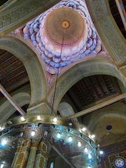 Al-Rifa'i Mosque, Cairo (sdhaddow) Tags: architecture arch muslim egypt mosque cairo dome hdr islamic