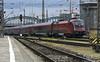 Railjet!! (Raffaele Russo (LeleD445)) Tags: color special munchen taurus hbf 212 obb 1116 e190 railjet