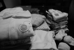 122/365 Baby clothing