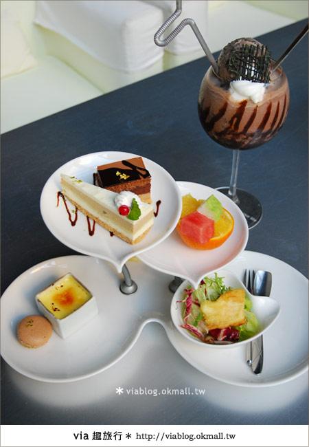 【台中下午茶推薦】悠閒的英式下午茶~印月創意東方宴下午茶20