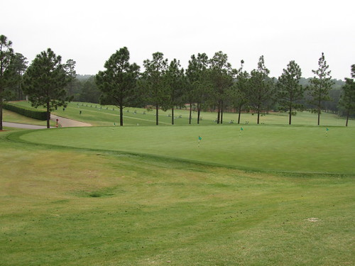 Pinehurst No. 8 golf course