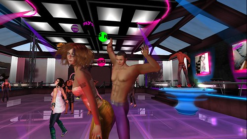 raftwet, xavier at fierce nightclub