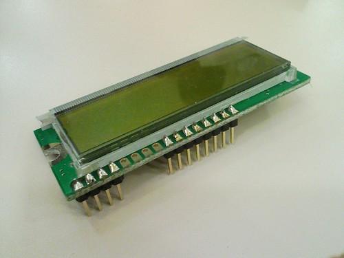 100515-152422-液晶モジュールを準備します、今回は秋月電子のいちばん小さいものを使います