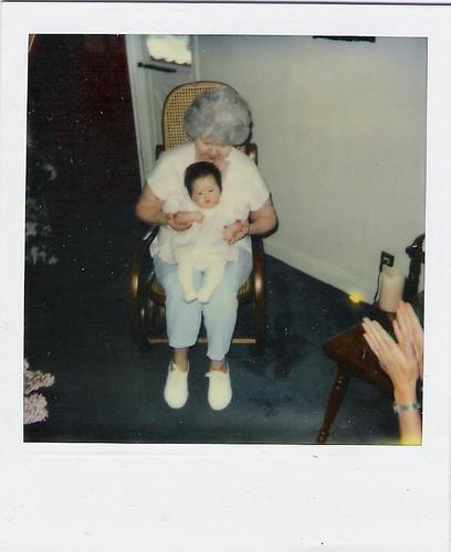 Cadie & Grandma