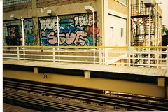 memories (Billy Danze.) Tags: old school chicago bus graffiti save crew nas mul j4f