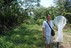 標放高手謝昀樹,卓清波攝。台灣蝴蝶保育學會提供。