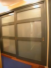Closet Bypass Doors