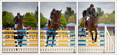 Up, Up and Away ... (Rob Overcash Photography) Tags: uk england horse nature up animal canon jumping gate triptych over competition clear event series sequence success equestrian equine hurdle 70200f28lis robotography 5dmkii windsorhorseshowmay2010 robovercashphotography lpentertainment