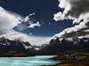 Ande Cilene - Los Andes - Chile  (Explore) (Marioleona) Tags: park patagonia snow mountains ice clouds landscape nuvole paisaje paisagem glacier neve andes cile glaciar cuernos paesaggio montanhas cordillera montañas landschap paine ghiaccio ghiacciaio mariobrindisi cainapoli pehoè